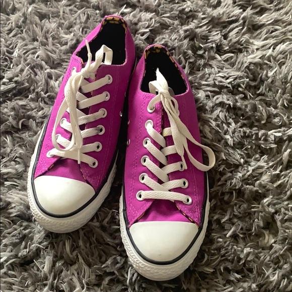 Converse Shoes | Nwot Neon Purple